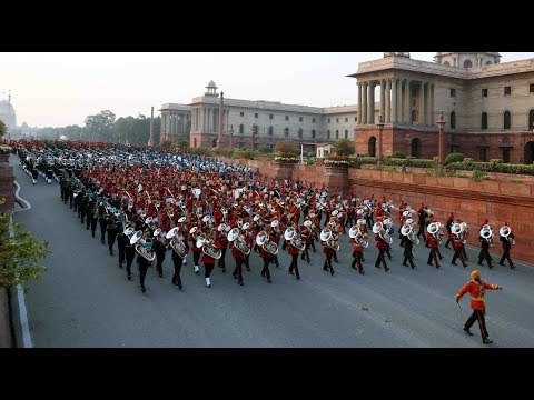 Beating The Retreat Ceremony 2019 Mp3