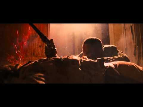 django unchained - epic gun fight