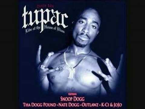 2 of Amerika's Most Wanted - 2pac ft Snoop Dogg (Live)