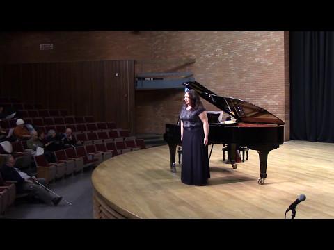 L. V. BEETHOVEN - SEHNSUCHT - Rinatya Nessim (Soprano)