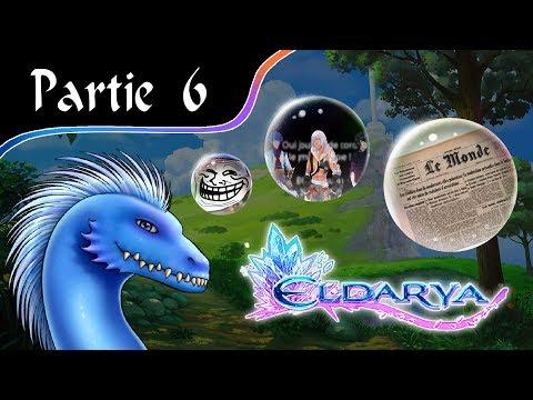 ELDARYA Partie 6 De nouvelles infos et rencontre avec les trois garçons (let's play)