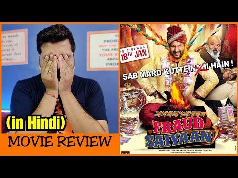 Fraud Saiyaan – Movie Review