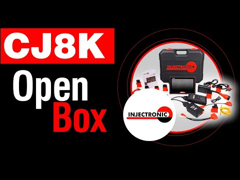 OpenBox CJ8K