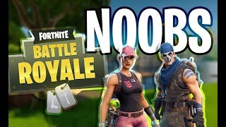 NOOB vs NOOB (Fortnite Battle Royale Türkçe)