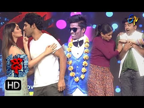Dhee 10 |  10th January 2018 | Full Episode | ETV Telugu
