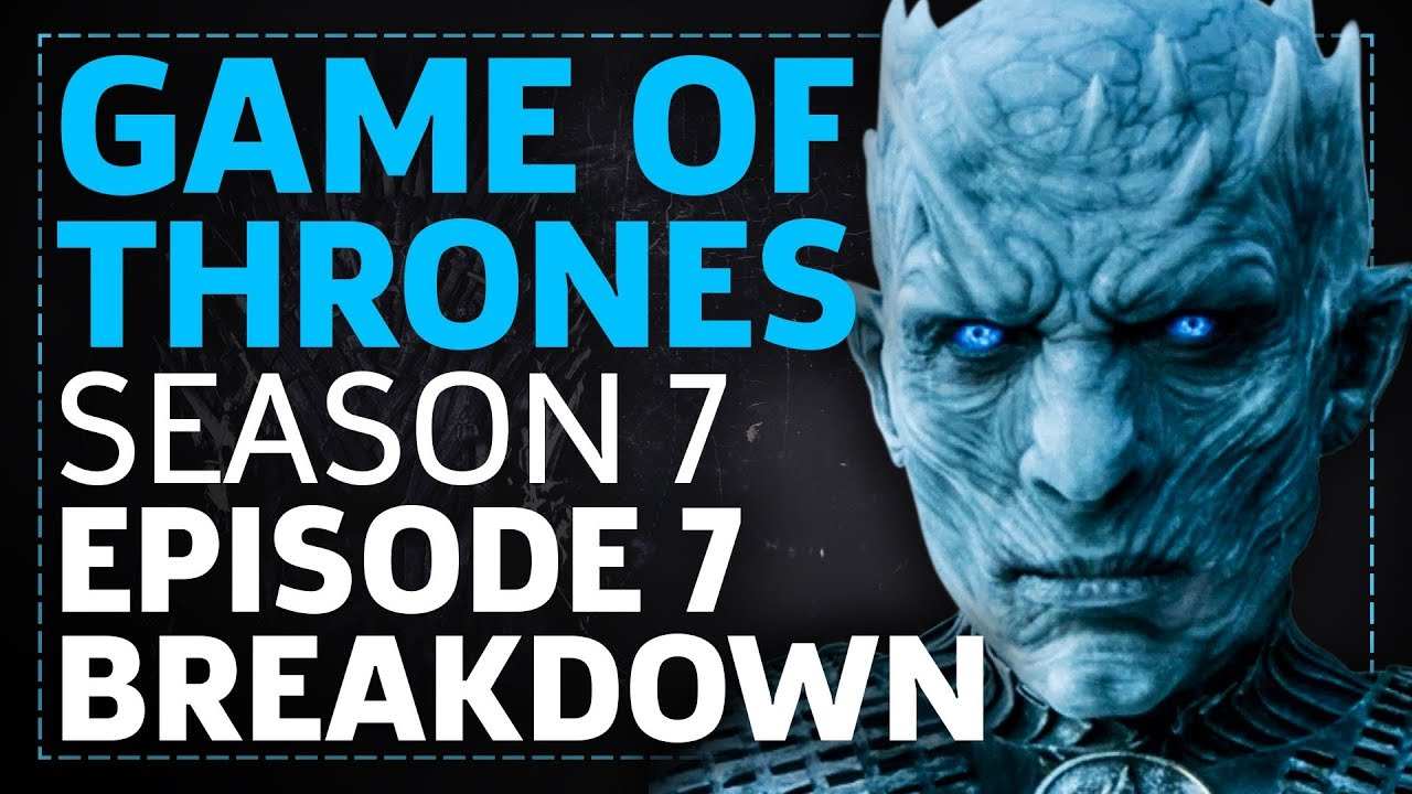 Download Game Of Thrones Season 7 Episode 7 The Dragon And The Wolf Finale Reaction!