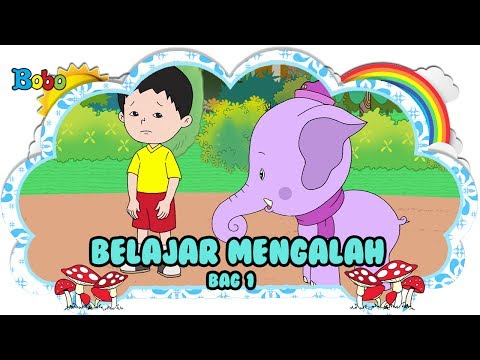 Belajar Mengalah - Bag 1 - Bona dan Rongrong - Dongeng Anak Indonesia - Indonesian Fairytales