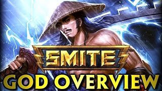 Smite - God Overview - Susano (New Series!)
