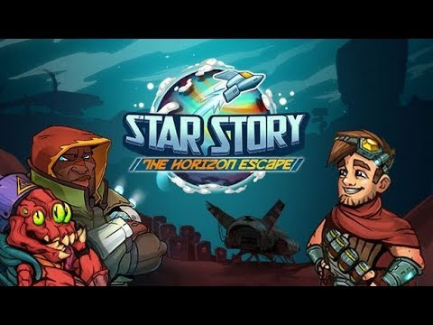 Star Story The Horizon Escape Gameplay Impressions - He's Got An ACOG Fist...