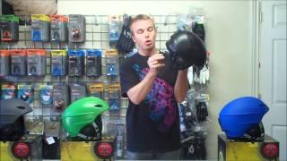 Demon Phantom Helmet with Audio