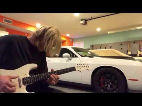 Kenny Wayne Shepherd - On Guitar