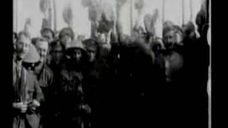Irish WWI Tribute - Rare Dublin Fusiliers footage