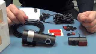видео BlackVue DR750S-1СH купить премиум регистратор в Москве