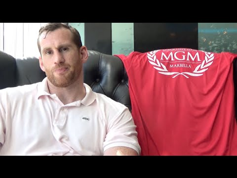 'I WANT TO FIGHT ANTHONY JOSHUA' - HEAVYWEIGHT DAVID PRICE SIGNS DEAL WITH MGM / TALKS TYSON FURY
