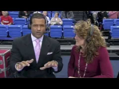 ESPN college basketball analyst Stephen Howard's college basketball broadcasting reel