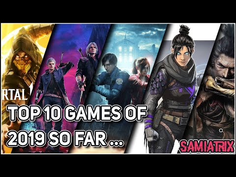 Top 10 Games of 2019 So Far... | PC, Xbox, PS4