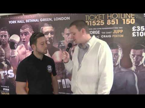 ADAM BATTLE AND JOHNNY GARTON INTERVIEWS