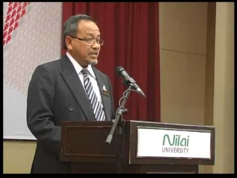 Academic Event @ Nilai U - Future Leaders Camp 2012: Address by Guest of Honour