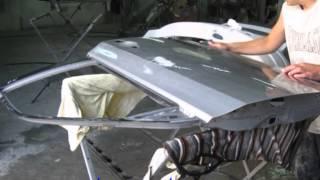 видео рихтовка авто киев