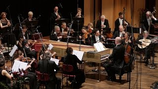 Handel Water Music: Hornpipe; FestspielOrchester Göttingen, Laurence Cummings, director 4K