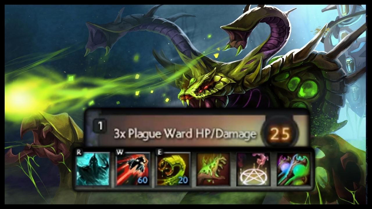 dota 2 mods veno ward push has become unstoppable baumi