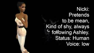Lies Behind Vampire Eyes The Sims 2 Voice Over (CANCELED) (CHECK OUT THE YOUNG VAMPIRE)