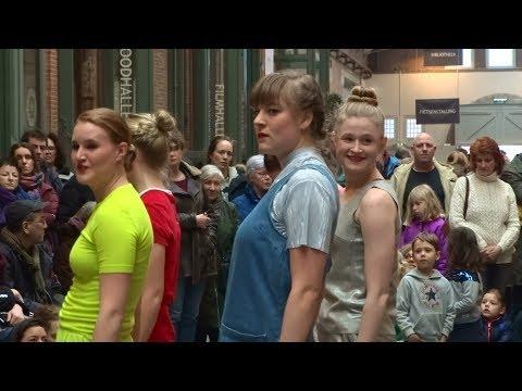 Culturele Zondag 2018: Dansdag in de Hallen Amsterdam met ballet, hip-hop, salsa en meer