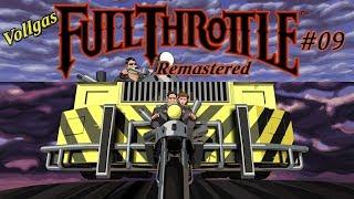 Vollgas / Full Throttle Remastered #09 - Zeitdruck ✶ Let