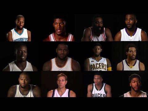 NBA Stars Talk About The Upcoming NBA Season