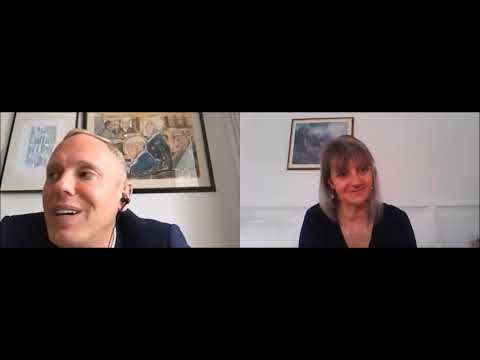 Rob Rinder talks to Helen Dewdney about what he would like to cover in future media work