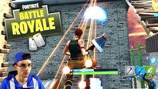 PACKSUNITED plays FORTNITE 😱🔥