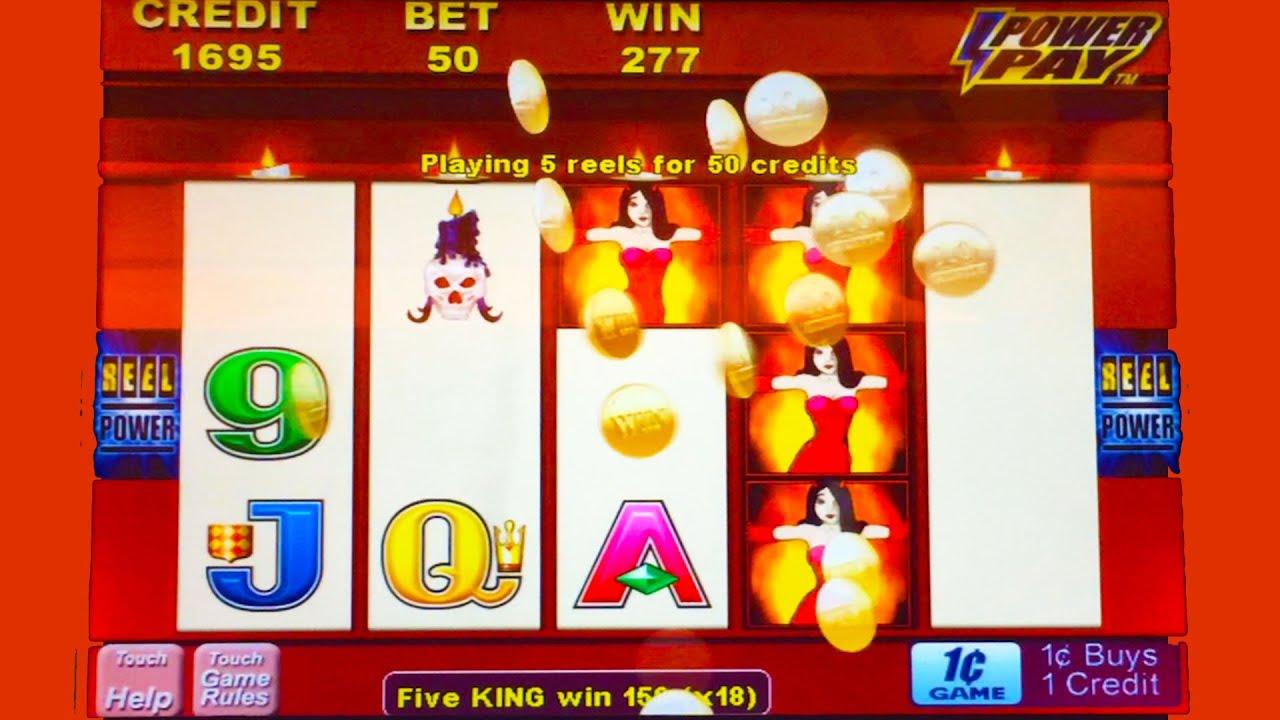 Wicked Winnings Ii Slot Machine Double Or Nothing Youtube