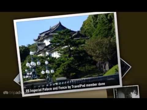 Imperial Palace - Chiyoda, Tokyo, Tokyo Prefecture, Kanto, Japan