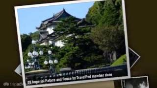 Imperial Palace - Chiyoda, Tokyo, Tokyo Prefecture, Kanto, Japan