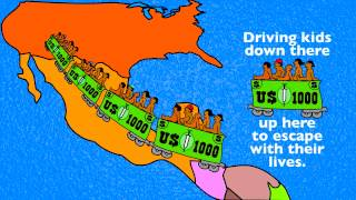 Idea to stop the South American kid invasion