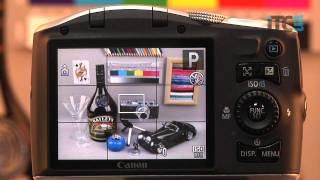видеообзор Canon PowerShot SX130 IS