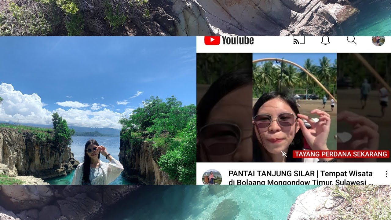 Pantai Tanjung Silar   Tempat Wisata di Boltim, Sulawesi Utara ...