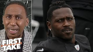 The Steelers will be better without Antonio Brown and Le'Veon Bell - Stephen A. | First Take