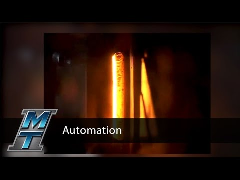 Automation used in Friction Welding Systems