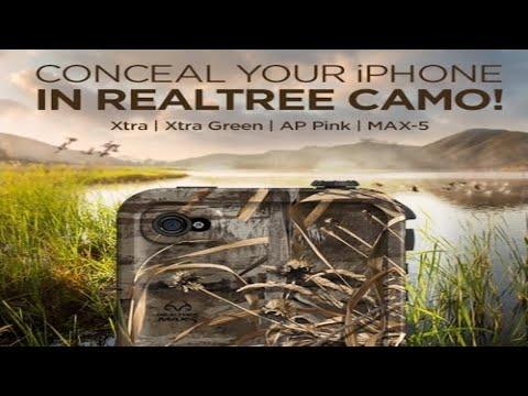 NEW RealTree Camo LifeProof Iphone 7Plus 7 6SPlus 6S 6Plus 6 5S 5 4S 4  Review   Test d5302d23f