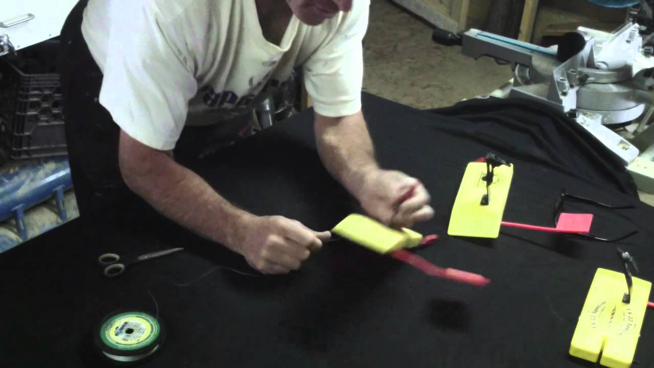 Planer Board Clips Best Bet For Power Pro Line Youtube