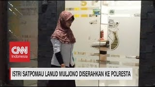 Posting Fitnah Soal Wiranto, Istri Satpomau Lanud Muljono Diperiksa Polisi