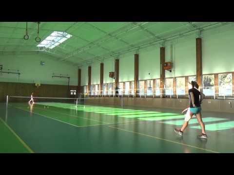 Recruiting tennis video - Tereza Klocova 2016