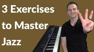 3 Exercises to Master Jazz Piano Improv