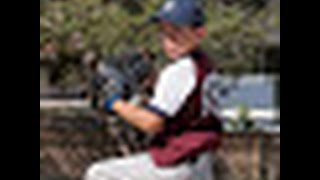 10 Year Old Pitcher 2 Seam Fastball 55mph
