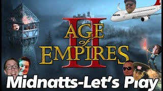 FIGGEHNS 9/11 | Midnatts-Let's Play - Age of Empires II #1