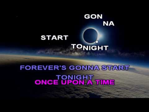 Bonnie Tyler - Total eclipse of the heart duet- karaoke