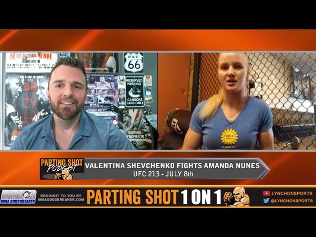 UFC 213's Valentina Shevchenko talks Amanda Nunes rematch, Holly Holm & training in Colorado