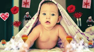 Cute And Funny Baby Video Compilation One 2018| Mother's Son| Laughing-Smiling|