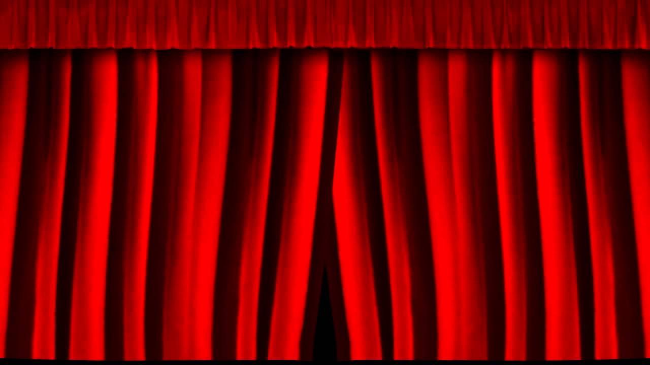 curtain closing